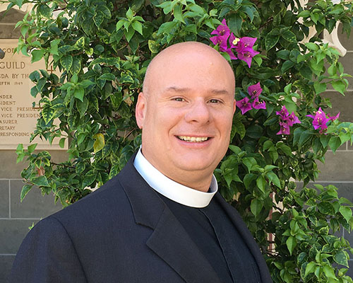 The Rev. Burl Salmon