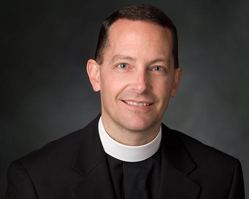 The Rev. James Harlan