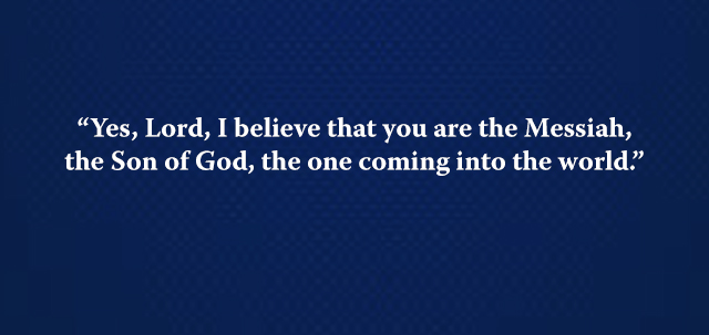 Lord, I Believe!
