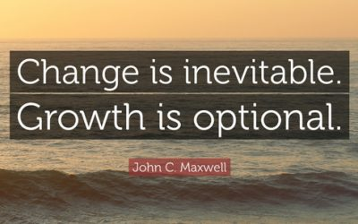Change? Growth? Neither? Both?