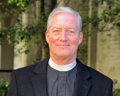 The Rev. Dr. Bob Dannals